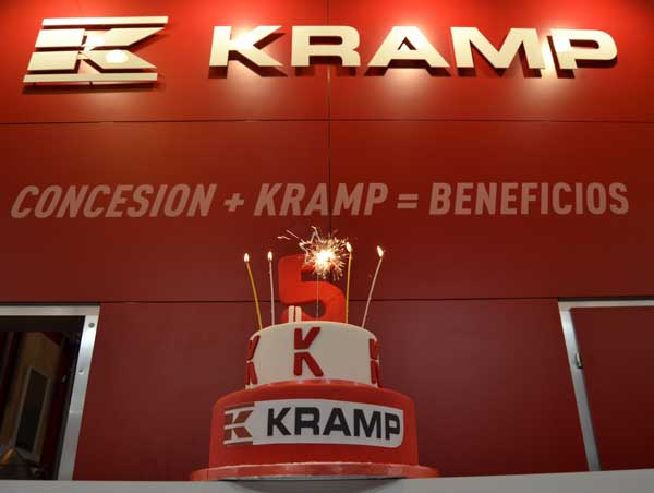 Kramp-web