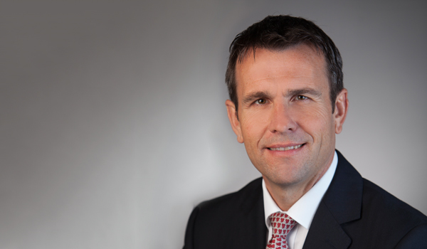 Richard Fox-Marrs, nuevo CEO de JCB Norteamérica