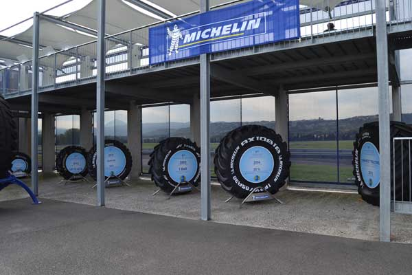 Michelin mejora un 12% su beneficio semestral