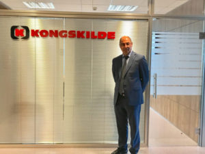 Luis Pagano Marba, nuevo Country Sales y Marketing Manager para España y Portugal de Kongskilde