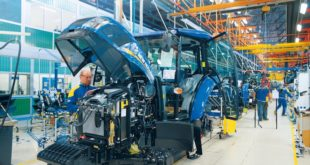 New Holland en Jesi (Italia) logra la designación Silver Level