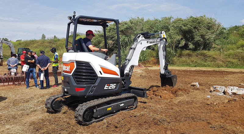RoadShow Bobcat