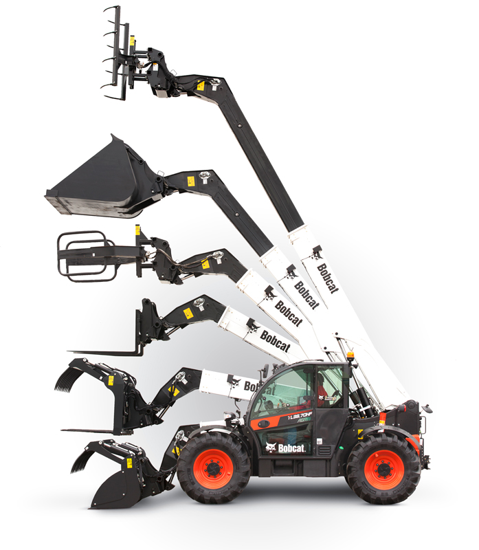 Bobcat multi attachment