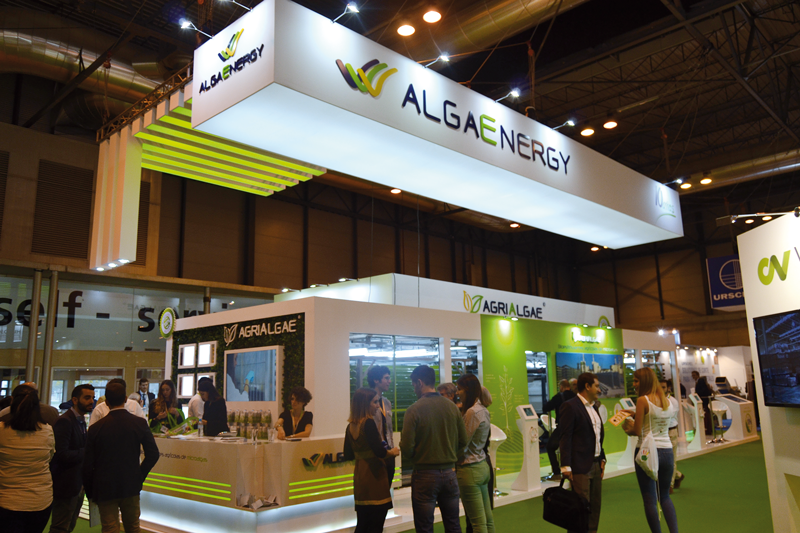 ALGAENERGY en Fruit Attaction