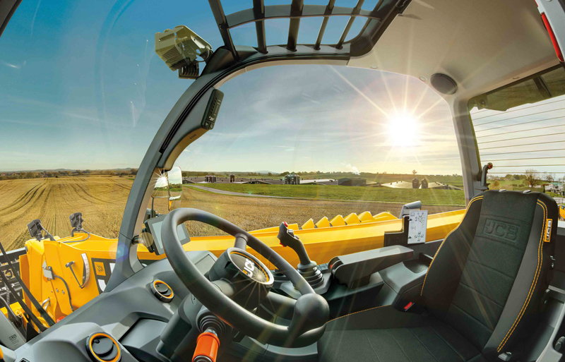 JCB cabina Command Plus
