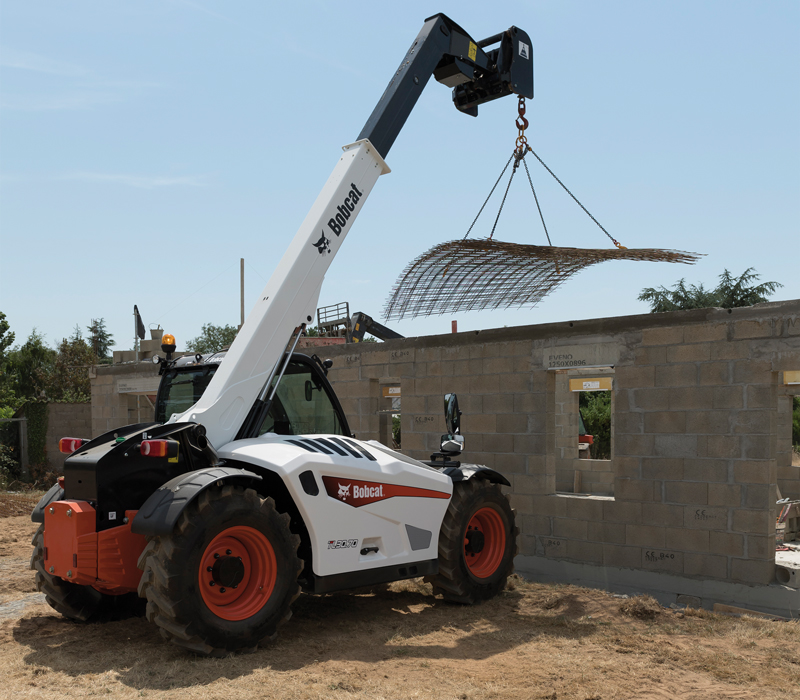 Bobcat TL3070 construction
