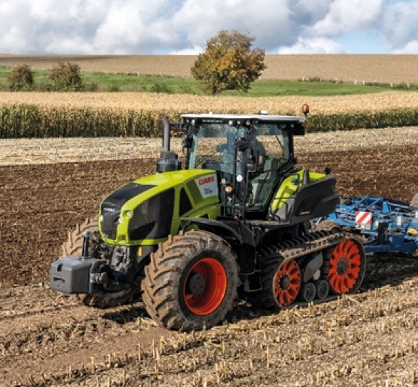 Claas Axion 960 TerraTrac