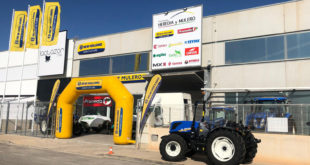 NEW HOLLAND CONCESIONARIO HERMANOS HEREDIA MULERO