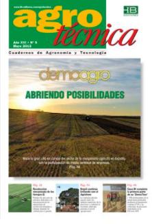Agrotécnica Mayo 2013