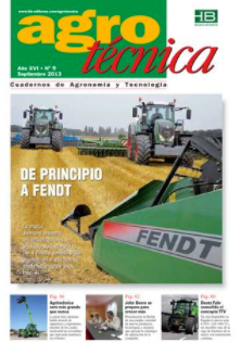 Agrotécnica Septiembre 2013