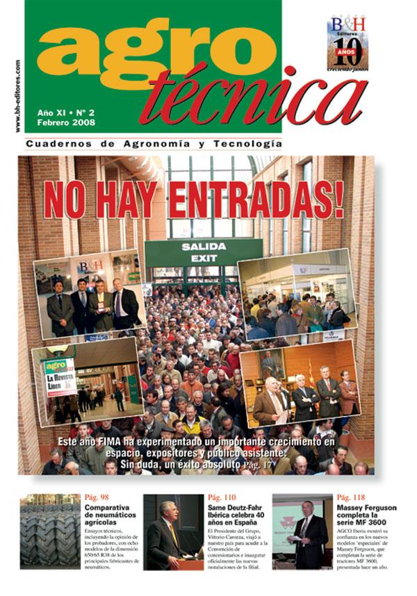 Agrotécnica Febrero 2008