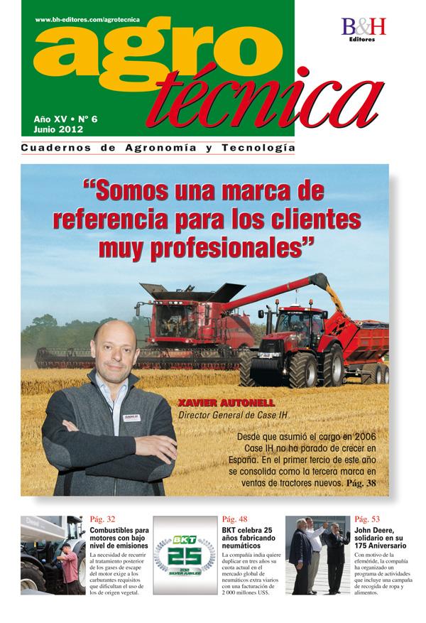 Agrotécnica Junio 2012