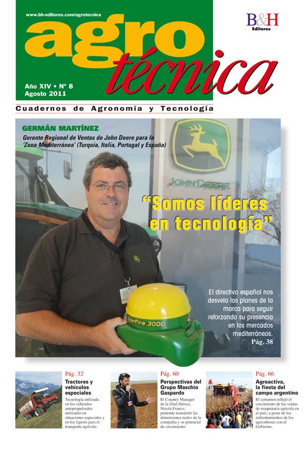 Agrotécnica Agosto 2011