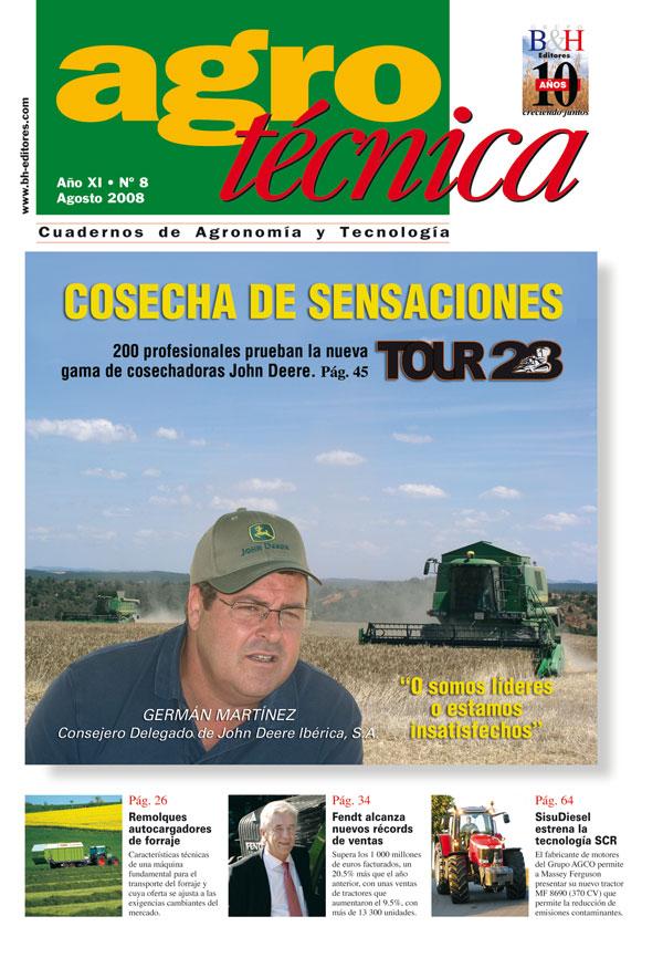 Agrotécnica Agosto 2008