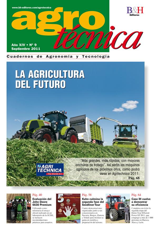Agrotécnica Septiembre 2011