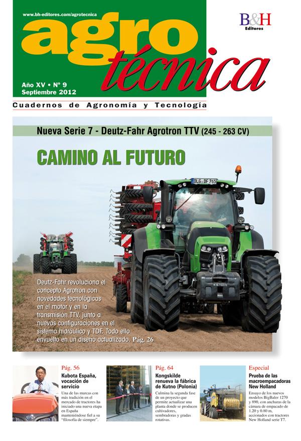 Agrotécnica Septiembre 2012