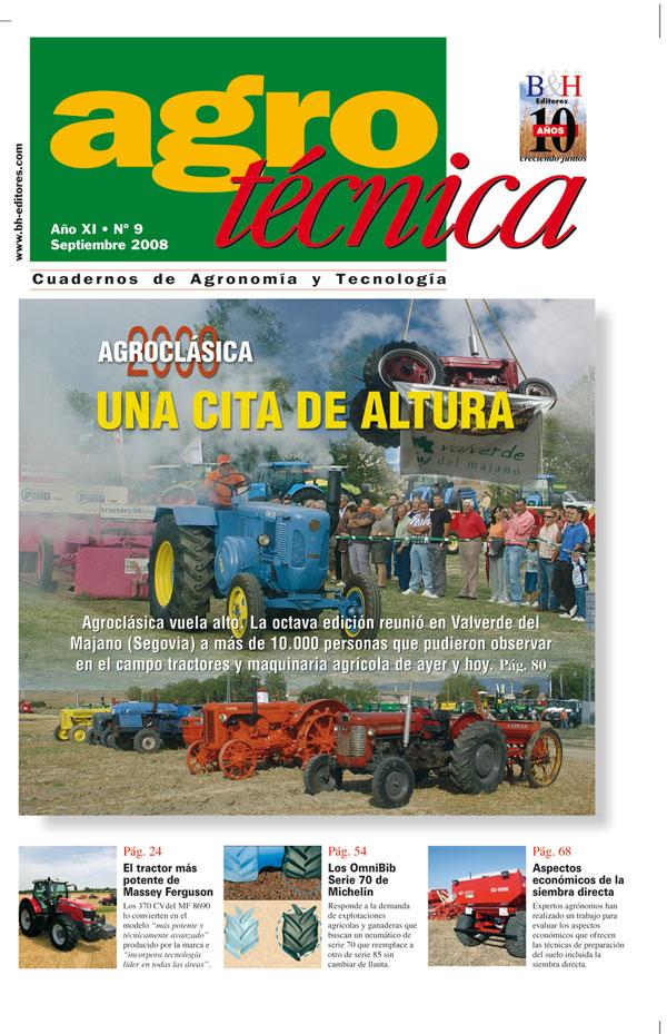 Agrotécnica Septiembre 2008
