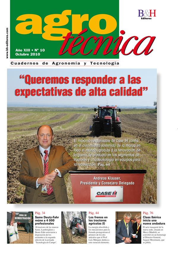 Agrotécnica Octubre 2010