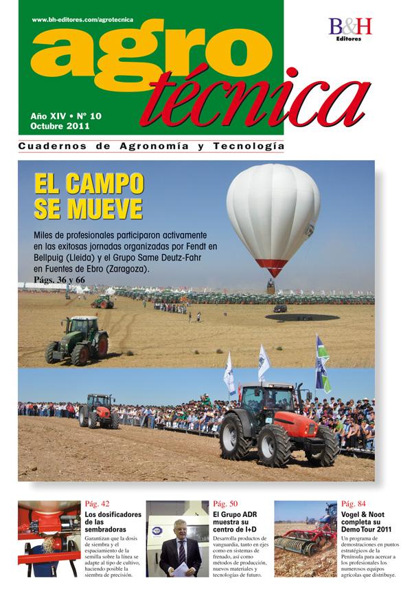 Agrotécnica Octubre 2011