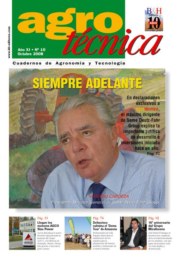 Agrotécnica Octubre 2008