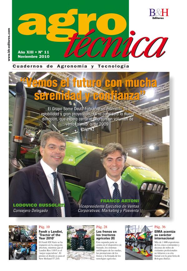 Agrotécnica Noviembre 2010