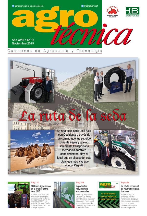 Agrotécnica Noviembre 2015