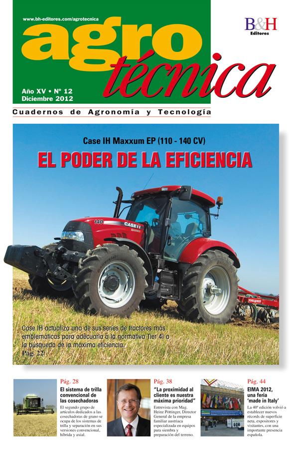 Agrotécnica Diciembre 2012