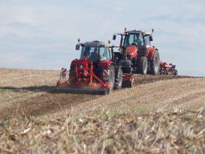 Mf tractores