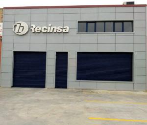 Fachada nueva Palencia