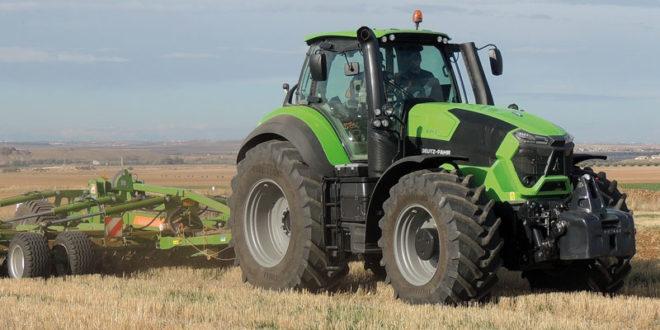 Ensayo del tractor Deutz-Fahr Agrotron 9340 TTV