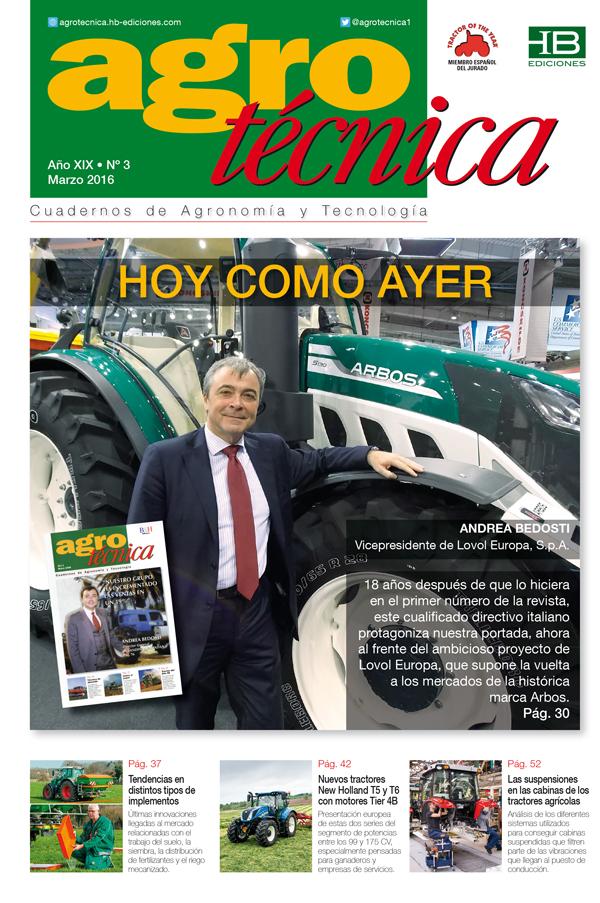 Agrotécnica Marzo 2016