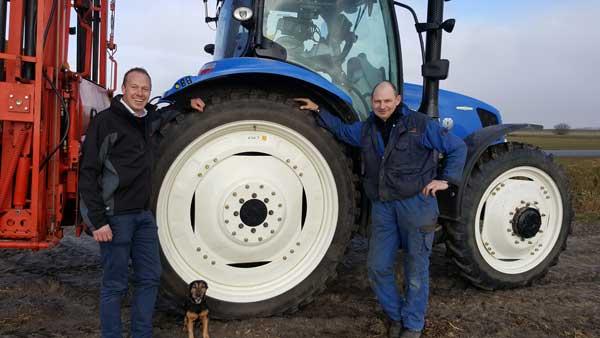 Los neumáticos Alliance 363 IF y VF convencen en Holanda
