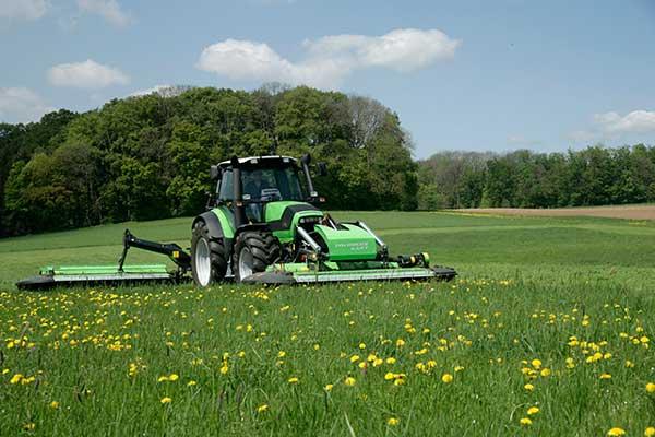 Kverneland Group dejará de fabricar equipos de forraje Deutz-Fahr