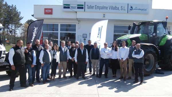 Jornada de Puertas Abiertas de Talleres Empalme, concesionario SDF en Lugo