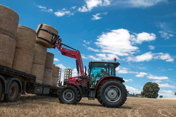 El MF 5710 recibe un premio en Australia