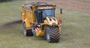 BKT ofrece una amplia gama de neumáticos para equipos pulverizadores