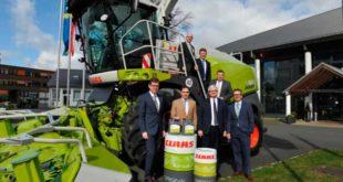 Claas y Total Lubrifiants extienden su asociación hasta 2021