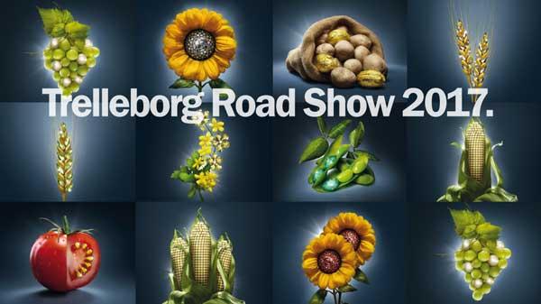DEMOAGRO 2017: Primera parada del 'Roadshow' de Trelleborg