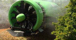 Pulverizadores Fede se asienta como referente internacional de equipos de protección de cítricos, viña y frutales