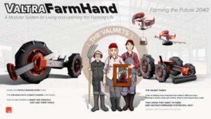 ¿Cómo serán los tractores dentro de 20 años? Farmhand