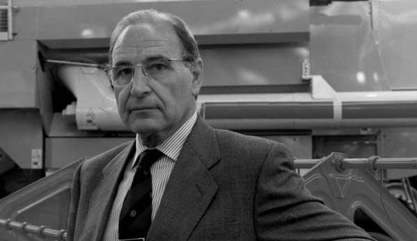 Muere Marcial A. Saiz Martínez, reconocido directivo del sector de la mecanización agrícola