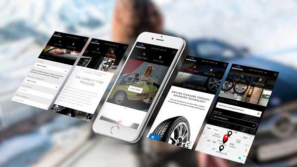 Vredestein lanza una web para agilizar la búsqueda de neumáticos