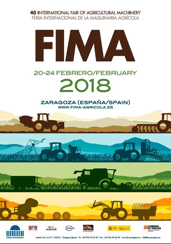 Confirmadas más de 1 200 empresas y el 90% de la superficie expositiva en FIMA 2018