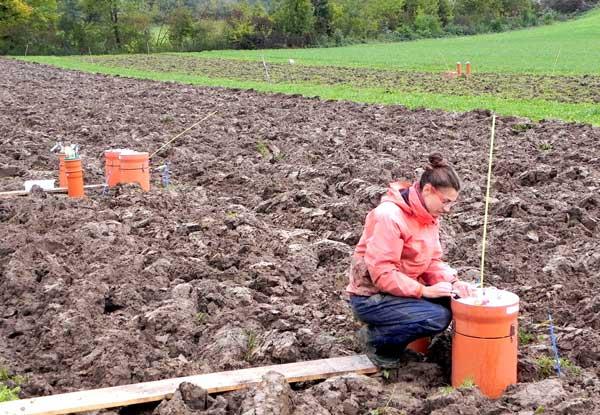 Un estudio asegura que el mínimo laboreo secuestra 2.3 t más de CO2 por ha/año respecto al arado convencional