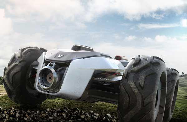 ¿Cómo serán los tractores dentro de 20 años? MOD2