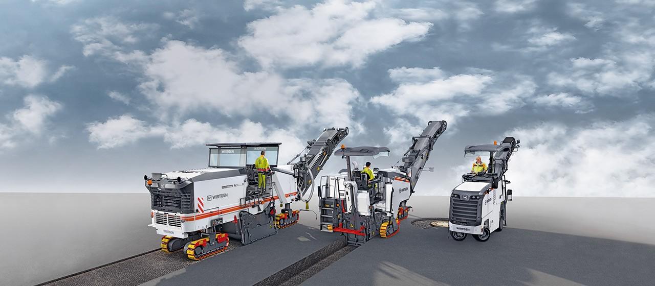 Deere compra un fabricante de equipos de construcción de carreteras