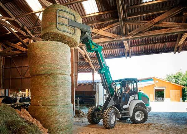 Kramer, cuyo importador en Iberia es Farming Agrícola, llega a un acuerdo con John Deere