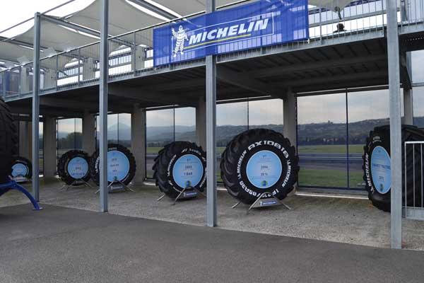 Michelin mejora un 12% su beneficio semestral