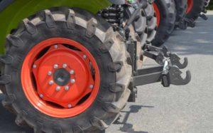 Cae en el primer semestre el mercado de neumáticos agrícolas de sustitución