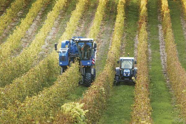 Las ventas de tractores nuevos cierran el primer semestre con un crecimiento del 9%